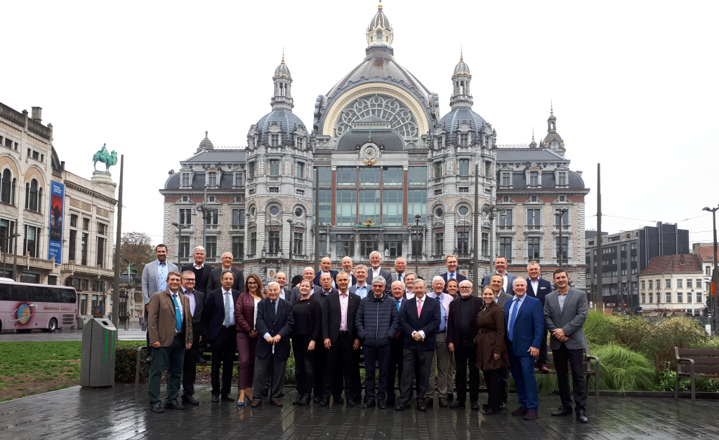 EFNMS meeting Antwerp 2018